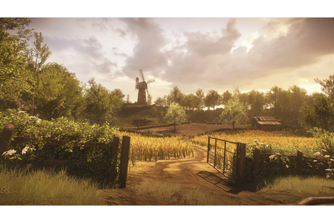 Everybody's Gone to the Rapture — The Chinese Room