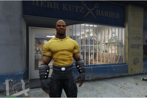Luke Cage Pack - GTA5-Mods.com