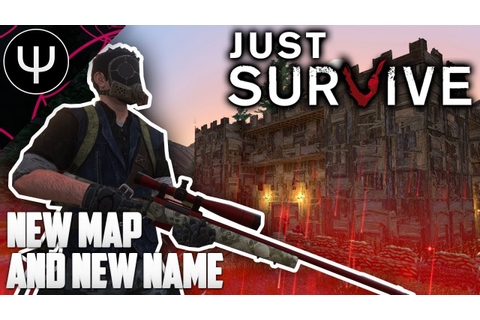 Just Survive — H1Z1 NEW Map and New Name!? - YouTube