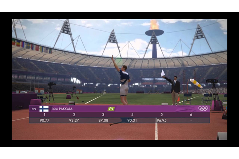 London 2012 The Official Video Game of the Olympic Games ...