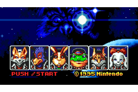 A Brief History of Nintendo's Unreleased STAR FOX 2 | Nerdist