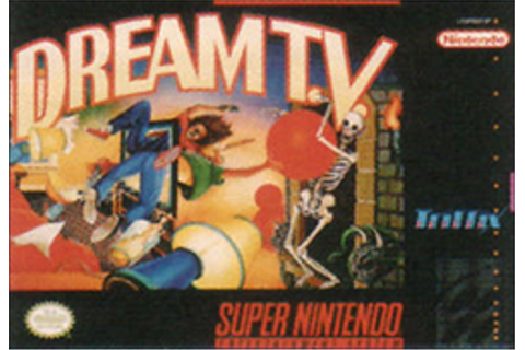 Dream TV (video game) - Wikipedia