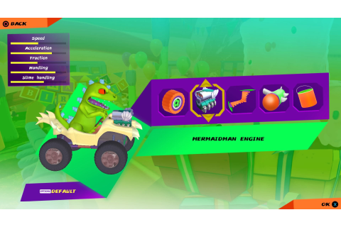 Pictures of Nickelodeon Kart Racers 5/8