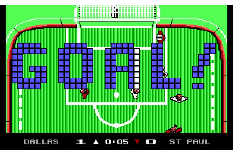 Microprose Pro Soccer Download (1989 Sports Game)
