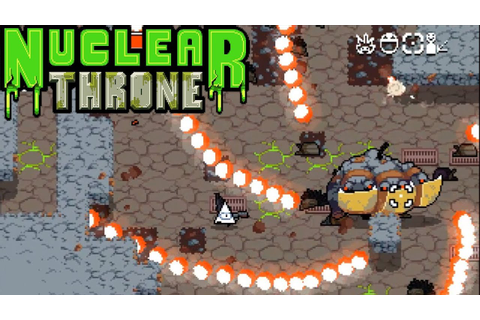 Nuclear Throne GREAT Gameplay Difficulty 15 with Y.V ...