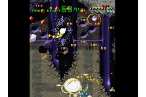 Raiden DX (PS) - Expert course 2-8 - YouTube