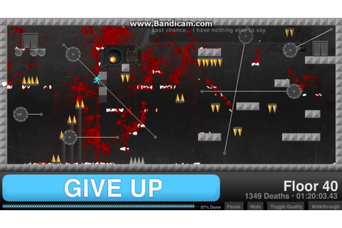 Give UP! LAST LEVEL - YouTube