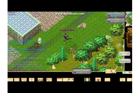 Ultima Online Second Age PvP 8! - YouTube