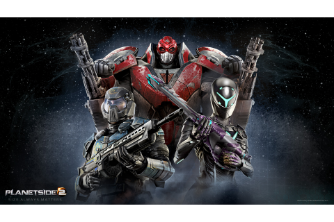 PlanetSide 2 PC Game Wallpapers | HD Wallpapers | ID #12045
