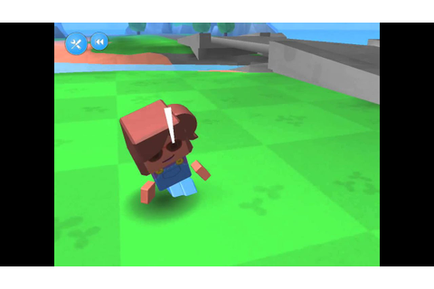 [Blocksworld HD] Play first time! - YouTube