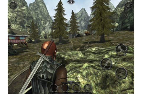 Ravensword: Shadowlands | Games | Pocket Gamer