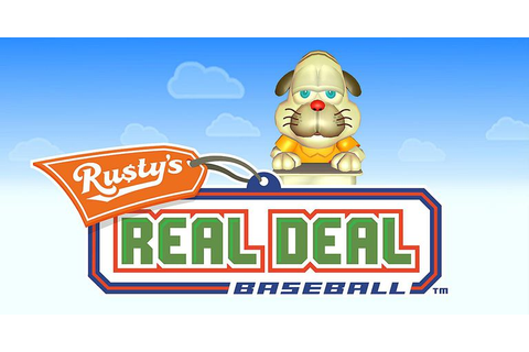 Rusty's Real Deal Baseball Nintendo Game