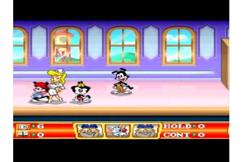 Game Play - Animaniacs - YouTube