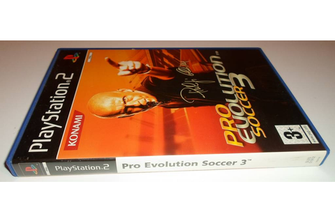 Pro Evolution Soccer PES 3 for Playstation 2 PS2 - with ...