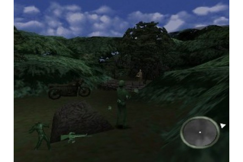 PS1 Army Men: Operation Meltdown | Konsolenkost