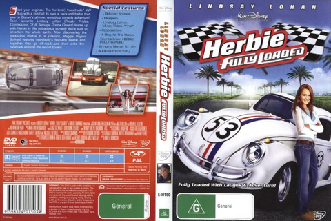 Herbie: Fully Loaded - 9398524015039 - Disney DVD Database