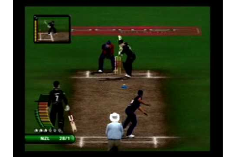 free cricket 07 game torrent - YouTube