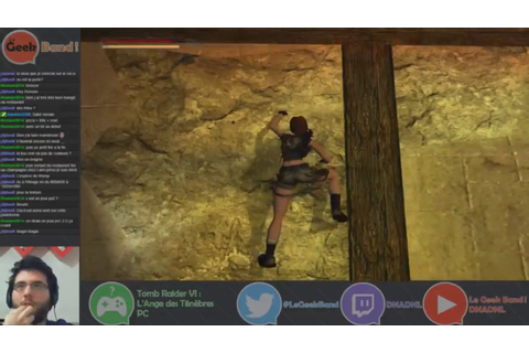 [Partie 53/57] Let's Play - Tomb Raider VI : L'Ange des ...