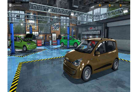 Car Mechanic Simulator 2015 Game Download Free For PC Full ...