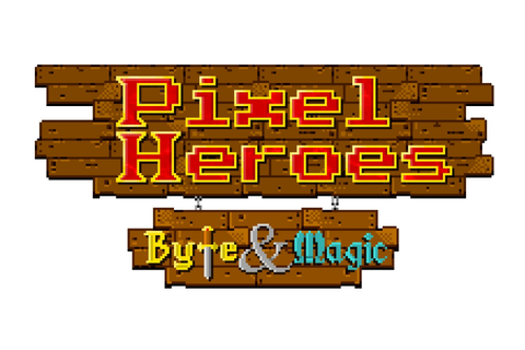 Pixel Heroes Byte & Magic - game2gether