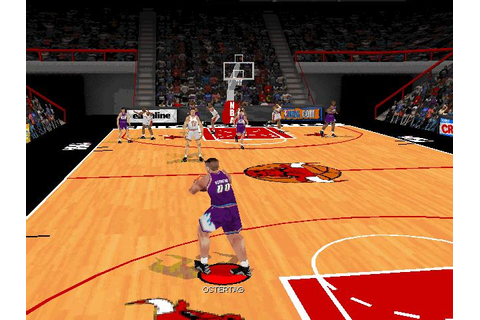 NBA Live 98 Download (1997 Sports Game)