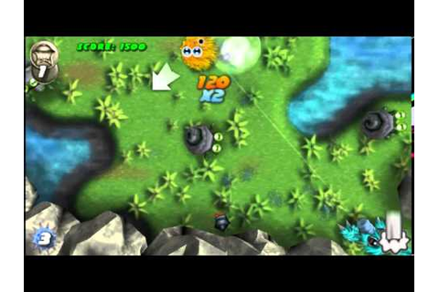 (PSP) Bliss Island (ULES-00616) GamePlay PSXPLANET.RU ...