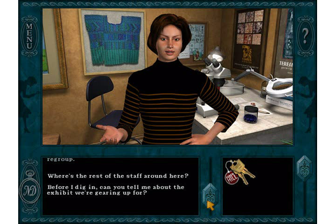 Nancy Drew: Secret of the Scarlet Hand > iPad, iPhone ...
