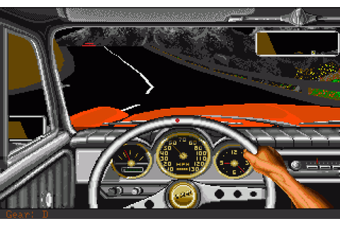 Street Rod 2 (1991) by PZK Co. Development Group Amiga game