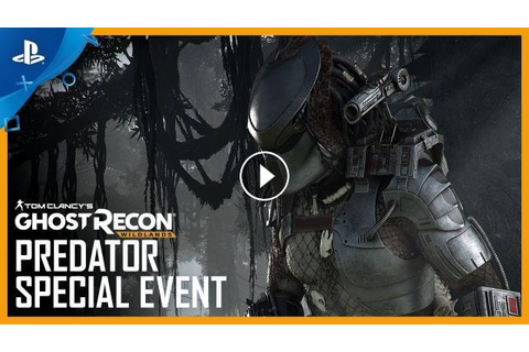 Tom Clancy's Ghost Recon Wildlands: Predator - Special ...