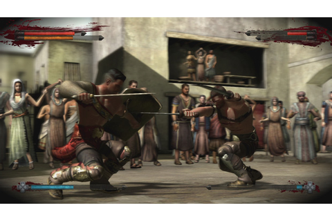 Spartacus Legends Video Game PS3/X360 Download TORRENT ...