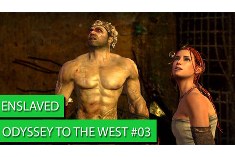 Just Play Games BR - ENSLAVED Odyssey to the west #03 ...