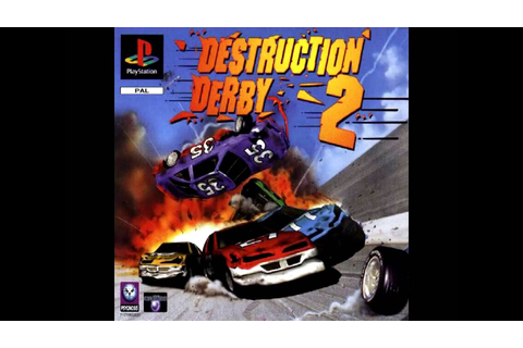 Destruction Derby 2 Full Soundtrack - YouTube