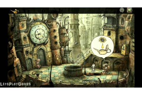 Let's Play Machinarium Game Walkthrough 1080p Part 6 - YouTube