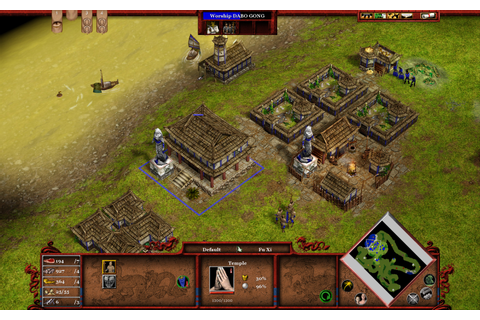 Age of Mythology EX: Tale of the Dragon on Steam