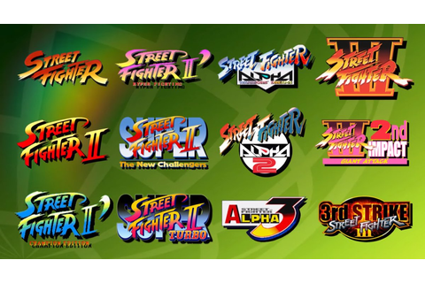 Street Fighter 30th Anniversary Collection Confirmed For ...
