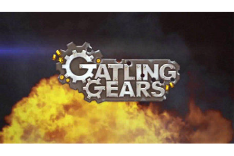 Gatling Gears Game | PS3 - PlayStation