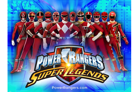 Power Rangers: Super Legends Free Download PC Game ~ Free ...