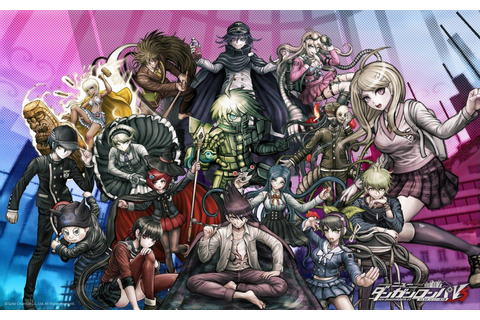 Danganronpa V3: Killing Harmony Wallpapers - Wallpaper Cave