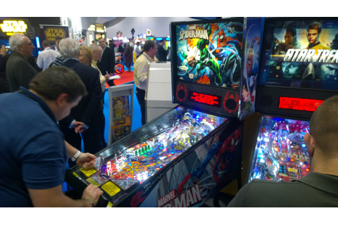 Arcade Heroes EAG 2016 Photo Round-Up - New Arcade Games ...