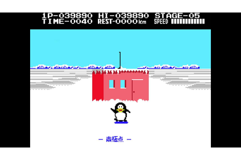 [TAS] MSX Antarctic Adventure by Vampier in 13:52.86 - YouTube