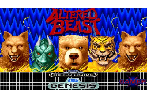 Altered Beast - Rise From Your Grave to the Screen; More ...