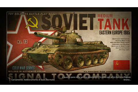 Toy Soldiers: Cold War News, Achievements, Screenshots and ...
