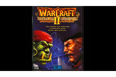 Warcraft II: Tides of Darkness (DOS) - Intro - YouTube