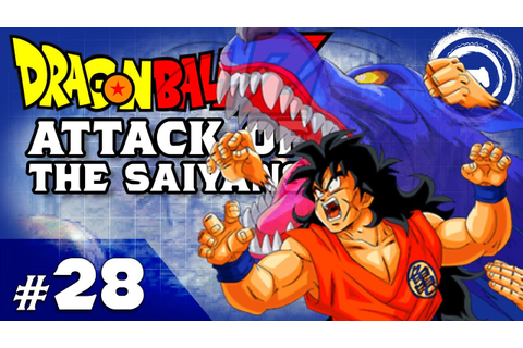 Dragon Ball Z Attack of the Saiyans Part 28 | TFS Plays ...