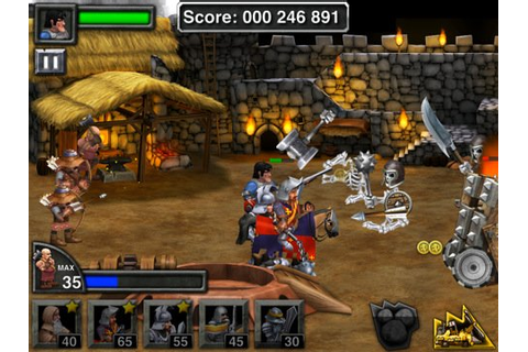 Army Of Darkness Defense HD: Campy, Creepy And Captivating ...