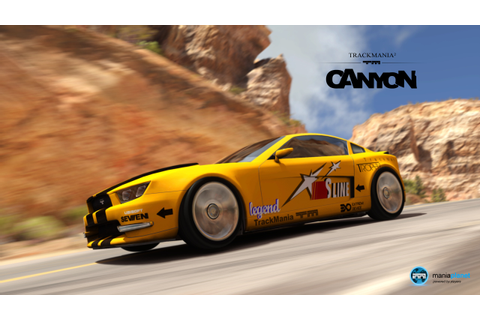 Trackmania 2: Canyon - Games.cz