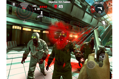 Android Games - Dead Trigger Review