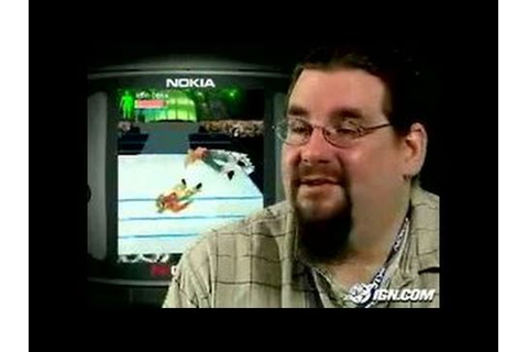 WWE Aftershock N-Gage Interview - Video Interview - YouTube