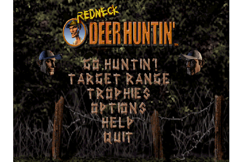 Скриншоты Redneck Deer Huntin' - A Realistic Hunting Game ...