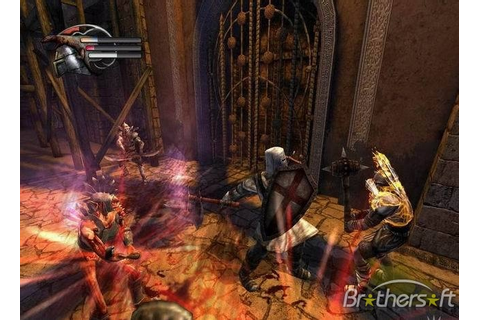 Knights of the Temple Infernal Crusade Free Download ...